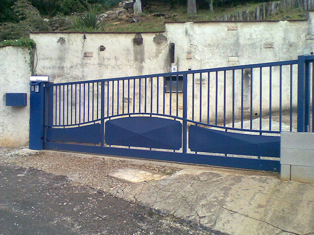 Fabrication de portail sur mesure par ams haute sa ne franche comt for Fabricant de portail sur mesure